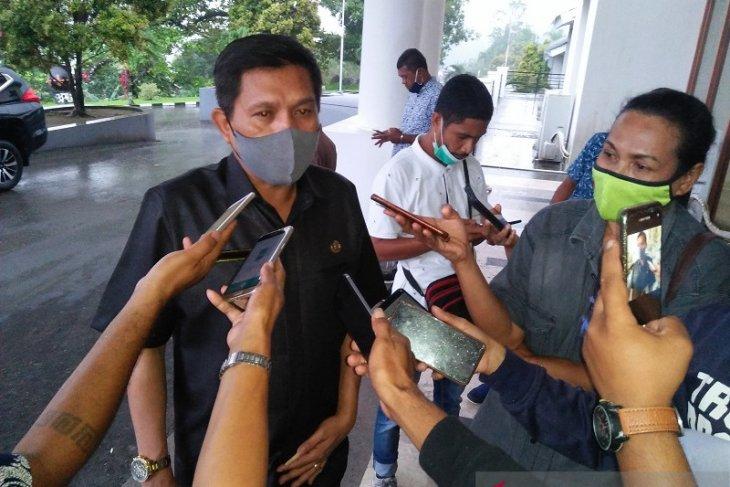 Sekretaris DPRD  Alat uji tes usap BPOM dan  BTKl - PP Ambon rusak