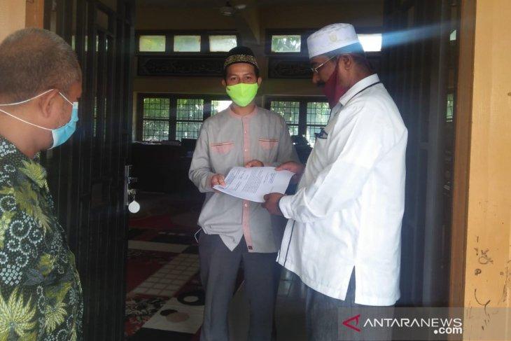 Banda Aceh sosialisasikan perwal protokol kesehatan ke pesantren