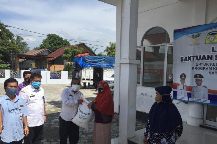 Aceh Besar luncurkan program bantuan beras sosial untuk 21.116 KPM PKH