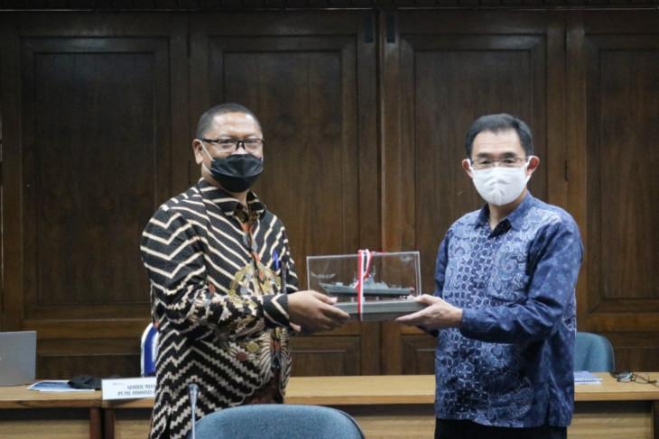 Kemhan Jepang kunjungi PAL Indonesia bidik kerja sama perkapalan