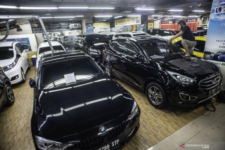Mudik dibatasi, penjualan mobil bekas stabil