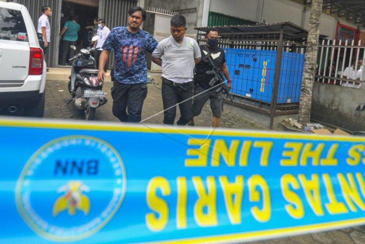 BNN Palembang Tangkap Anggota DPRD Palembang