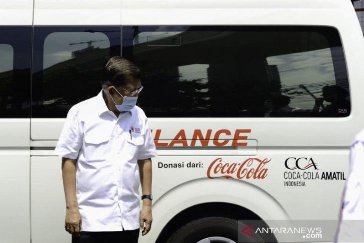 Coca Cola  bantu satu unit ambulans untuk PMI Bali tangani COVID-19