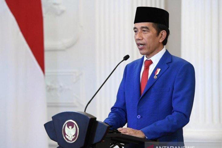 Jokowi: Indonesia mengutuk pengusiran paksa rakyat Palestina