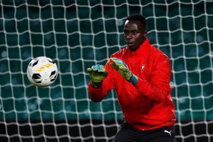 Kiper Edouard Mendy dipulangkan timnas Senegal ke Chelsea karena cedera