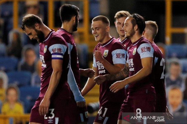 Piala Liga: Burnley, Brighton dan Fulham lolos ke putaran keempat