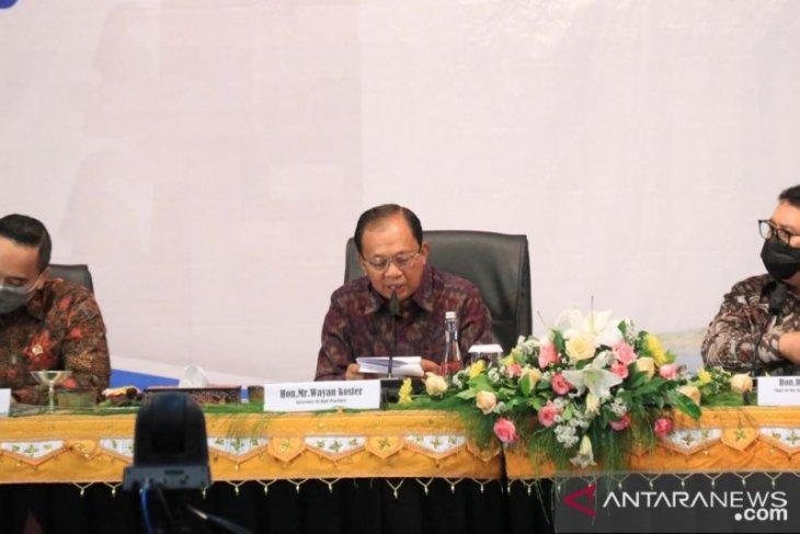 Koster perkenalkan perspektif kearifan lokal Bali dalam memandang pandemi