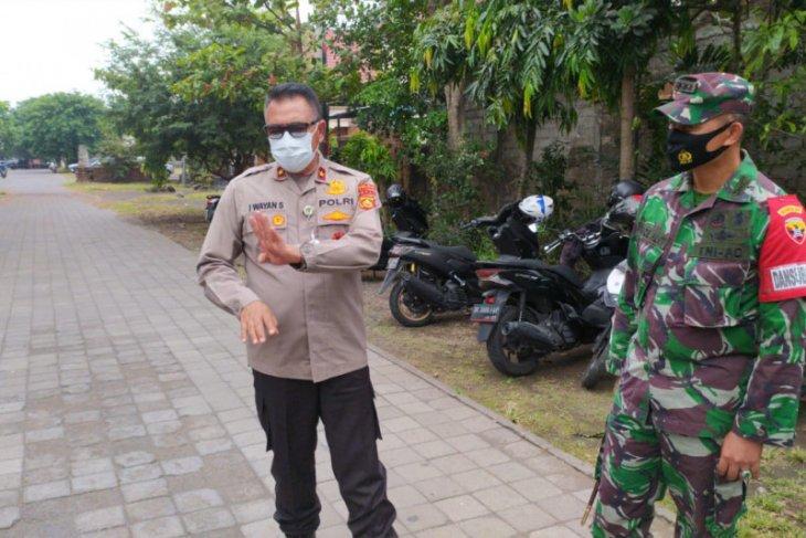 126 personel gabungan lakukan operasi yustisi di Denpasar