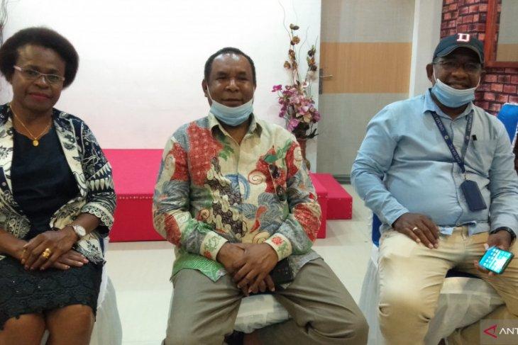 Kadin wilayah Sorong gelar musda dan pelantikan pengurus baru