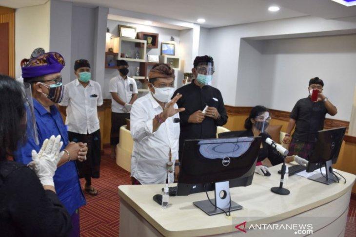 Wali Kota Denpasar resmikan Ruang Kendali PDAM untuk tingkatkan layanan masyarakat