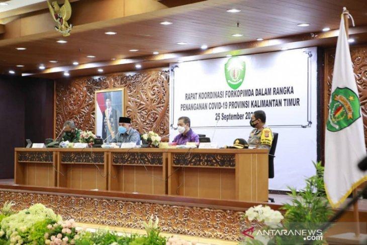 Gubernur Kaltim:Tidak ada kegiatan pengumpulan massa jelang Pilkada