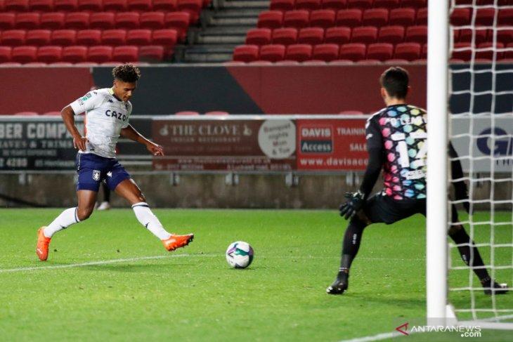 Villa buka jalan maju ke putaran empat berkat kemenangan 3-0 atas Bristol