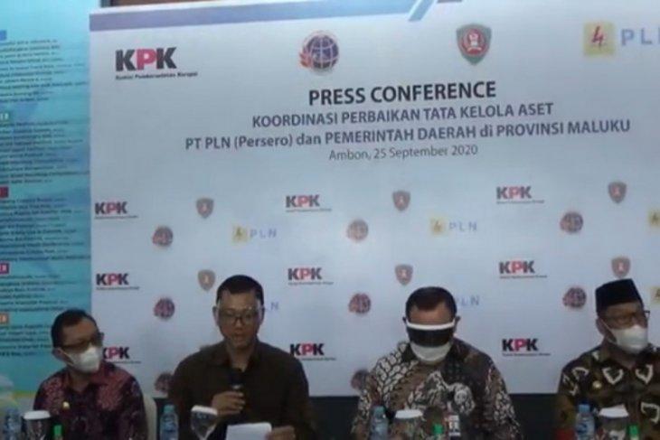 KPK selamatkan aset negara di Maluku senilai Rp1 triliun