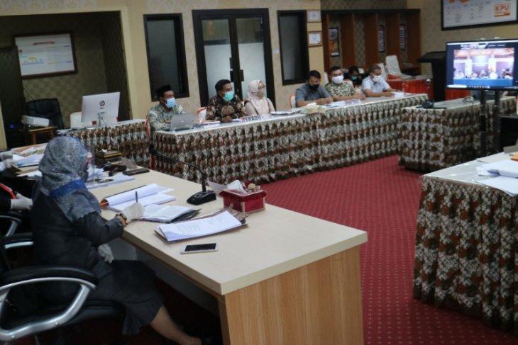 DKPP lakukan sidang pemeriksaan lima penyelenggara pemilu di Gorontalo