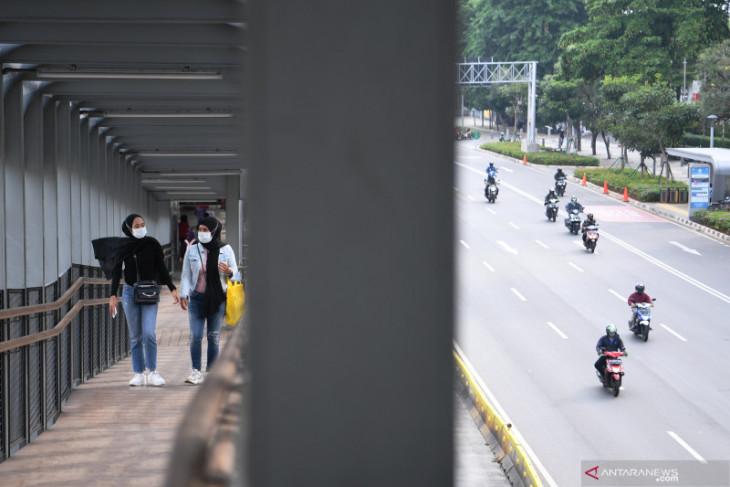 Jakarta S Confirmed Covid 19 Cases Surpass 70 Thousand Antara News