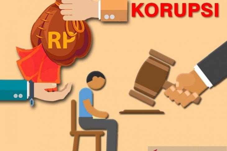 Korupsi, mantan Kades di Sumsel dituntut 7 tahun penjara