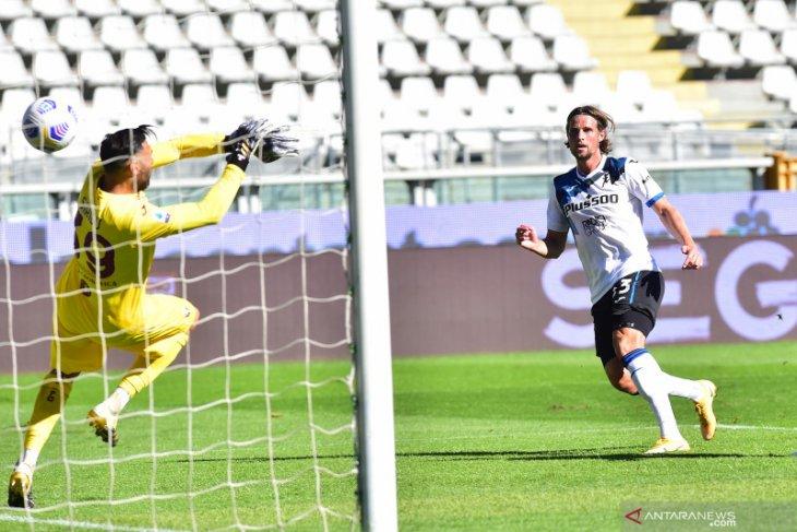 Atalanta menang 4-2 dari Torino di Liga Italia