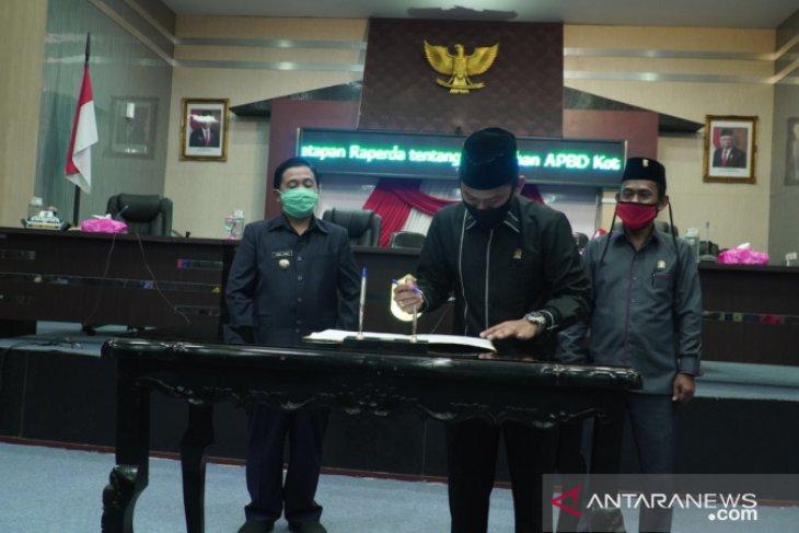 Advertorial- DPRD Banjarmasin telah setujui APBD perubahan 2020