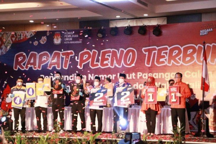 Maju Pilkada Makassar, LHKPN Danny Pomanto Rp205 miliar, harta ada di Gorontalo