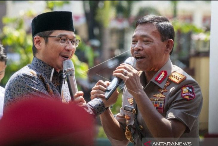 Pasha Ungu ditunjuk jadi Plt  Wali Kota Palu