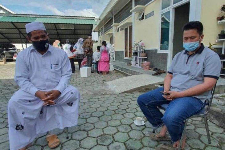 Sekda Bener Meriah Haili Yoga dan istrinya positif COVID-19