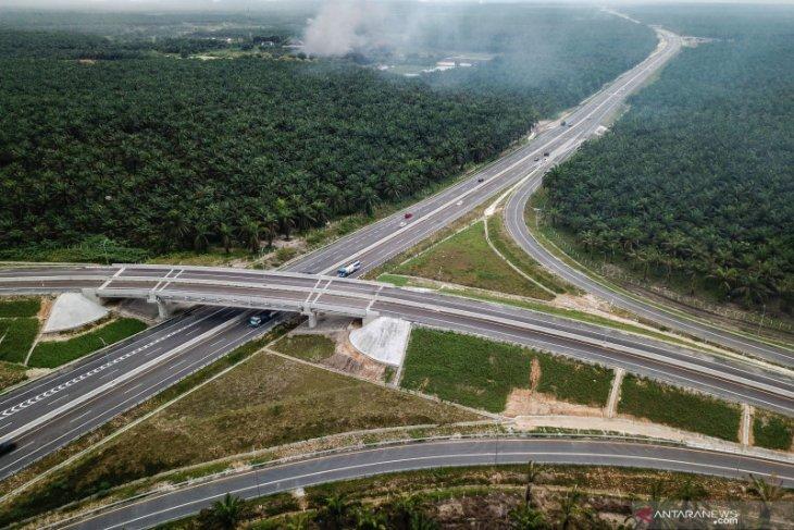 SIG pasok 1 juta ton semen untuk proyek Tol Trans-Sumatera