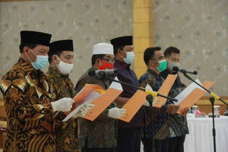 Bupati ajak masyarakat Tanjabbar sukseskan Pilkada 2020