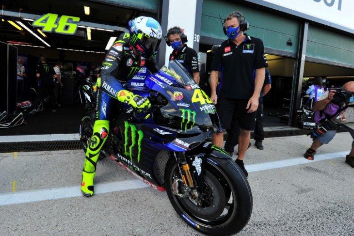 Jelang pindah ke Petronas Yamaha, Rossi siap pisah dengan