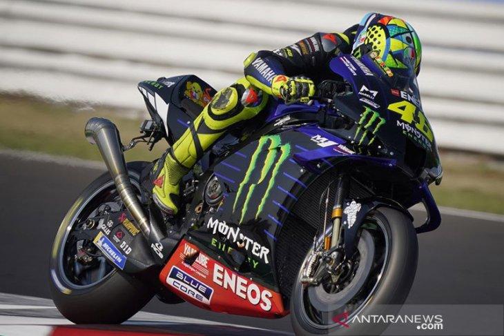 Rossi berencana membawa brand VR46 ke MotoGP