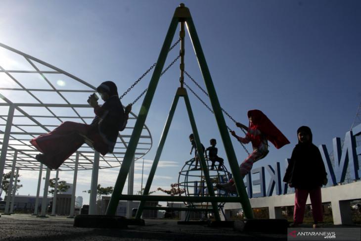 Pemerintah sudah berupaya wujudkan pembangunan ramah anak