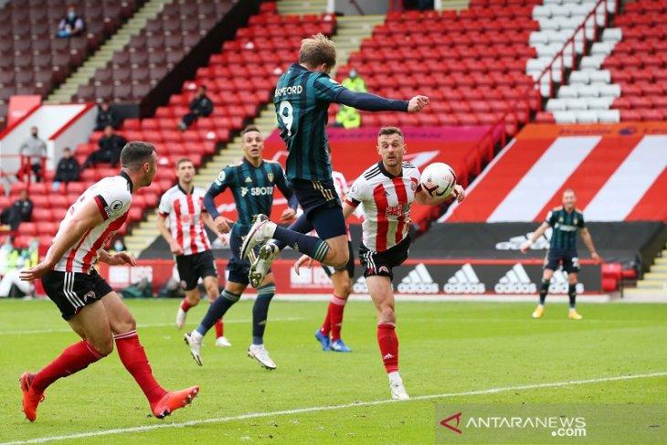 Gol jelang laga usai menangkan Leeds di markas Sheffield