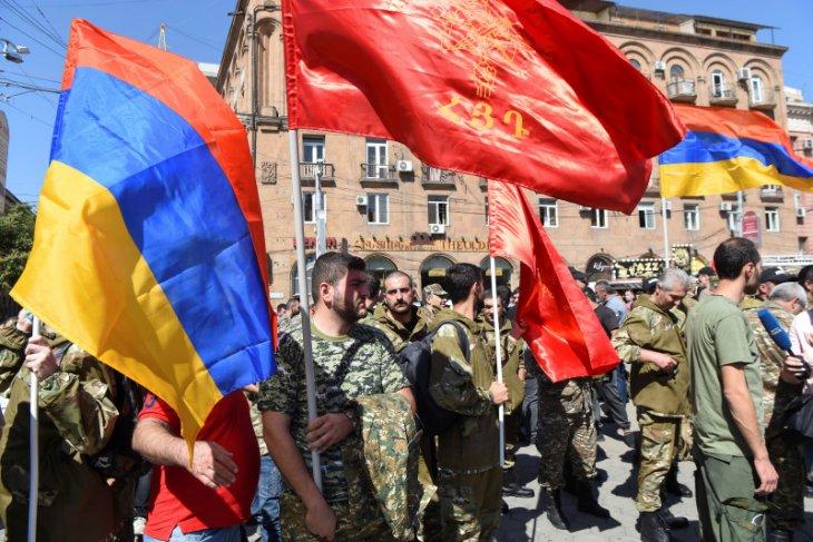 Presiden Azerbaijan memberi peringatan keras atas serangan Armenia