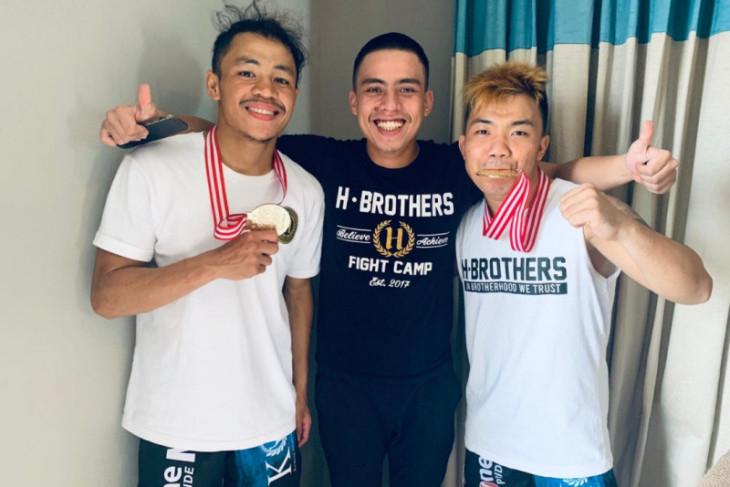 Petarung H Brothers tampil apik saat One Pride bergulir