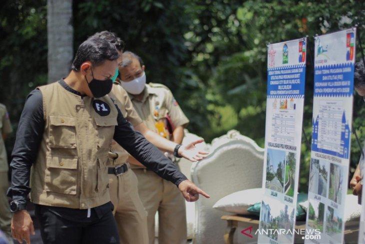 Empat pengembang perumahan serahkan aset PSU kepada Pemkot Bogor
