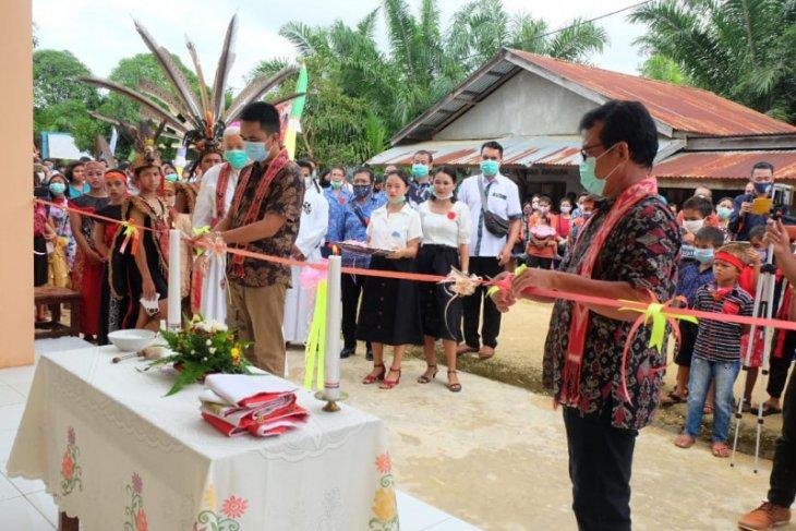 Pjs Bupati Sekadau silahturahmi dengan sejumlah instansi pemerintah