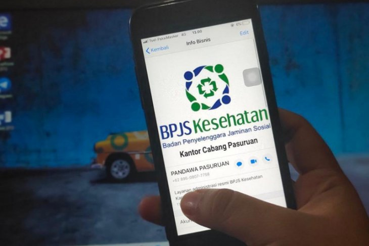 Urus BPJS Kesehatan di Pasuruan jadi lebih mudah lewat