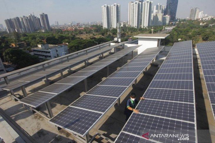 Menengok proyek pengembangan energi terbarukan Tanah Air