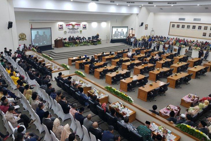 Gubernur Jabar setujui pergantian jabatan Ketua DPRD Kabupaten Bekasi