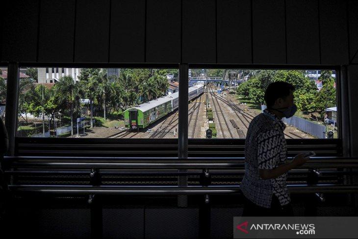 Fasilitas baru di stasiun Bandung