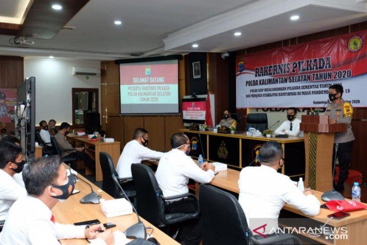 Kapolda Kalsel: Anggota harus berpedoman TWT