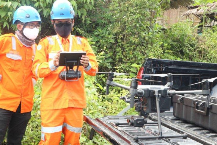 PLN UPK Maluku optimalkan pesawat nirawak untuk jaga kehandalan listrik