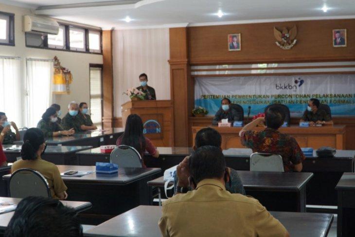 BKKBN Bali lakukan pembinaan Pendidikan Kependudukan