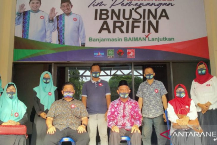 Dukung Ibnu-Arifin, Garuda Banua-Galuh Borneo : Terbukti kerja nyatanya!