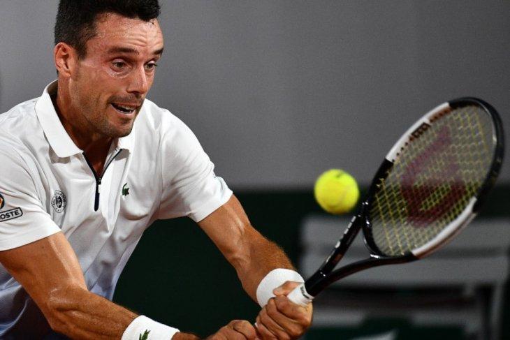 Agut hentikan Rublev upaya menuju final kedua Qatar Open