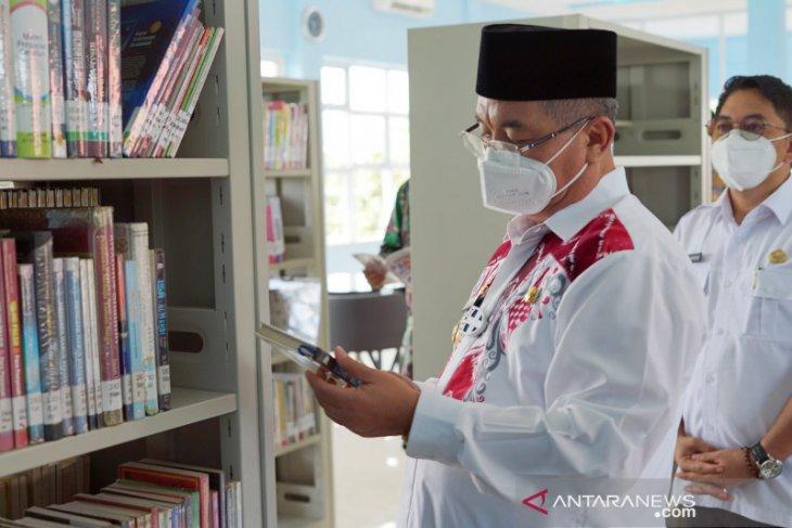 Bupati HSS resmikan perpustakaan daerah Daha Selatan