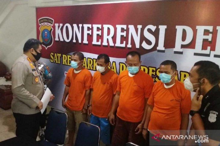 Pejabat Pemkab Aceh Tenggara ditangkap saat pesta narkoba di Medan