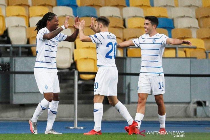 Dynamo Kiev, Olympiakos dan Ferencvaros ke fase selanjutnya grup Liga Champions