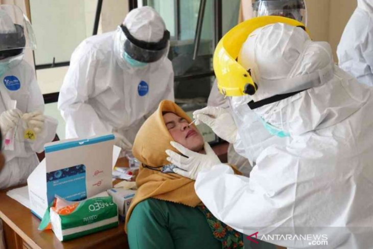 Tingkat kesembuhan pasien COVID-19 di Kabupaten Bekasi capai  94 persen