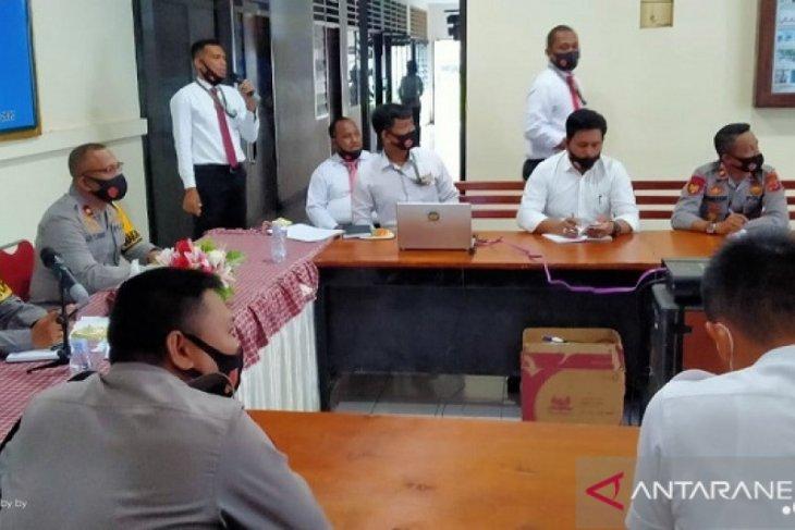 Polres Maluku Tengah tetapkan delapan tersangka dugaan korupsi DD