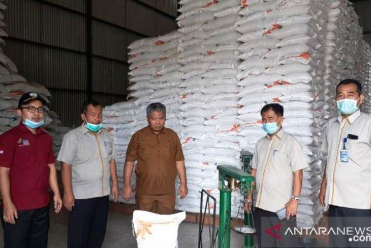 Belasan ribu KPM PKH Tapsel akan terima bantuan sosial beras dari Kemensos RI